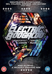 Electric Boogaloo: The Wild, Untold Story of Cannon Films (2014) artwork