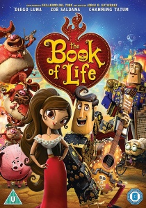 The Book of Life (2014) artwork