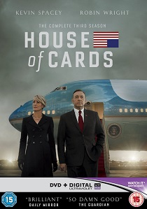 House of Cards: Season 3 (2015) artwork