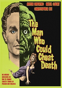 The Man Who Could Cheat Death (1959) artwork