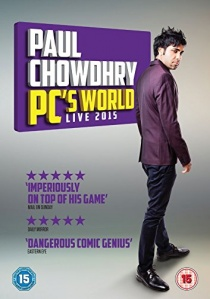 Paul Chowdhry - PC's World (2015) artwork