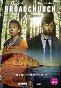 Broadchurch - Series Two (2015) artwork