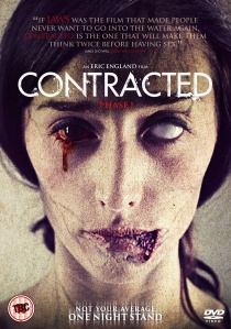 Contracted Phase I (2014) artwork