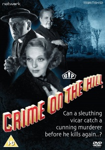 Crime on the Hill (1933) artwork