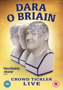 Dara O Briain - Crowd Tickler (2015) artwork