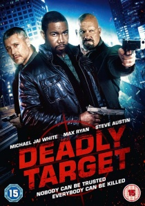 Deadly Target (2015) artwork