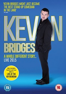 Kevin Bridges Live: A Whole Different Story (2015) artwork