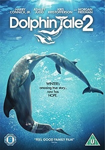 Dolphin Tale 2 (2014) artwork