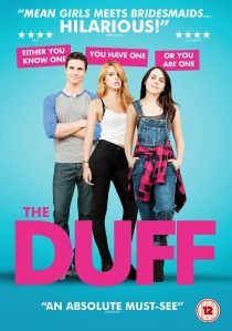 The Duff (2015) artwork