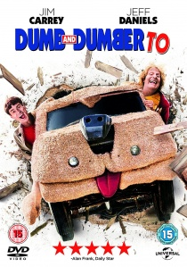 Dumb and Dumber To (2014) artwork