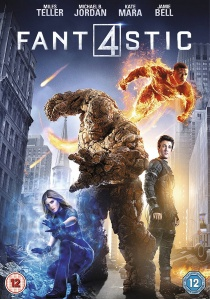 Fantastic Four (2015) artwork