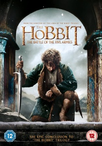 The Hobbit: The Battle of the Five Armies (2015) artwork