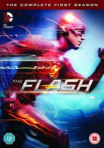 The Flash: The Complete First Season (2014) artwork