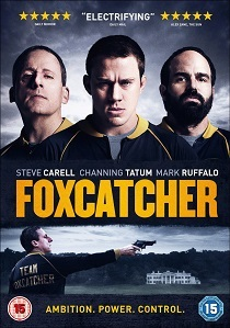 Foxcatcher (2015) artwork