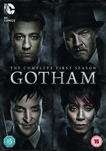 Gotham - Season 1 (2014) artwork