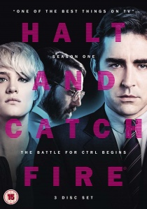 Halt and Catch Fire: Complete First Season (2014) artwork
