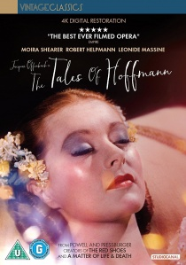 Tales Of Hoffmann - Special Edition  (1951) artwork