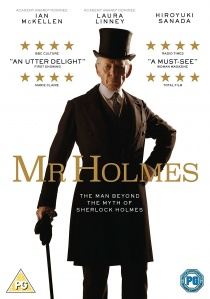 Mr Holmes (2015) artwork