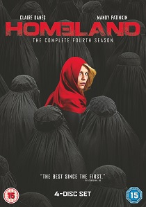 Homeland - Season 4 (2014) artwork