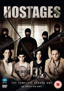 Hostages - The Complete Season One (2014) artwork
