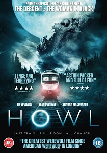 Howl (2015) artwork