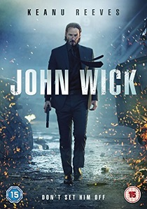 John Wick (2014) artwork