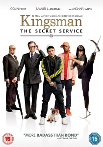Kingsman: The Secret Service (2014) artwork