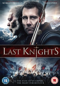 Last Knights (2014) artwork