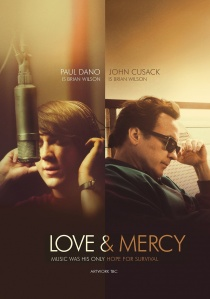 Love & Mercy (2015) artwork