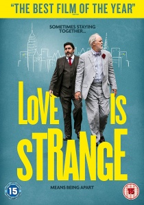 Love is Strange (2014) artwork