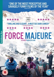Force Majeure (2014) artwork