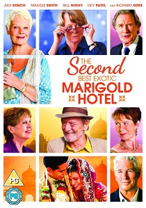 The Second Best Exotic Marigold Hotel (2014) artwork