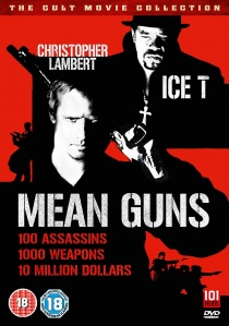 Mean Guns (1997) artwork