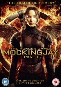 The Hunger Games: Mockingjay - Part 1 (2014) artwork