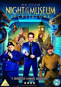 Night at the Museum 3: Secret of the Tomb (2015) artwork