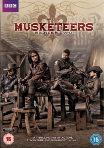 The Musketeers: Series 2 (2015) artwork