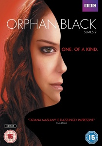 Orphan Black: Series 2 (2015) artwork