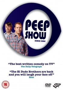 Peep Show: Series 9 (2015) artwork