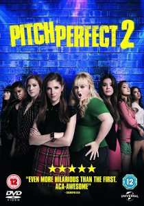 Pitch Perfect 2 (2015) artwork