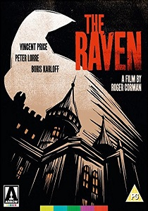 The Raven (1963) artwork