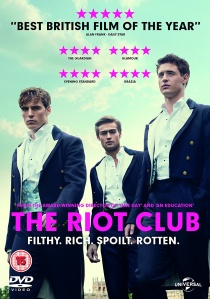 The Riot Club (2014) artwork