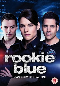 Rookie Blue: Season 5, Volume 1 (2014) artwork
