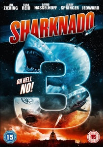 Sharknado 3: Oh Hell No! (2015) artwork