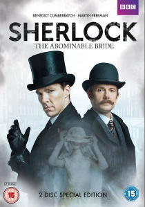 Sherlock: The Abominable Bride (2016) artwork