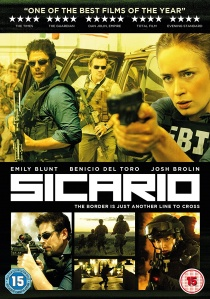 Sicario (2015) artwork