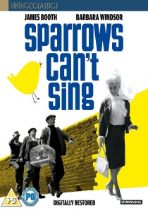 Sparrows Can't Sing (1963) artwork