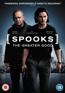 Spooks: The Greater Good (2015) artwork