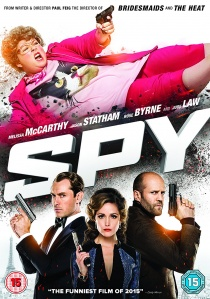 Spy (2015) artwork