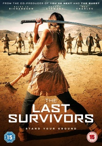 The Last Survivors (2015) artwork