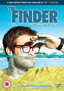 The Finder - The Complete Series (2014) artwork